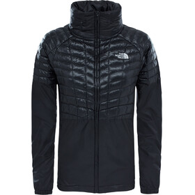 The North Face W's Tansa Hybrid ThermoBall Jacket TNF Black